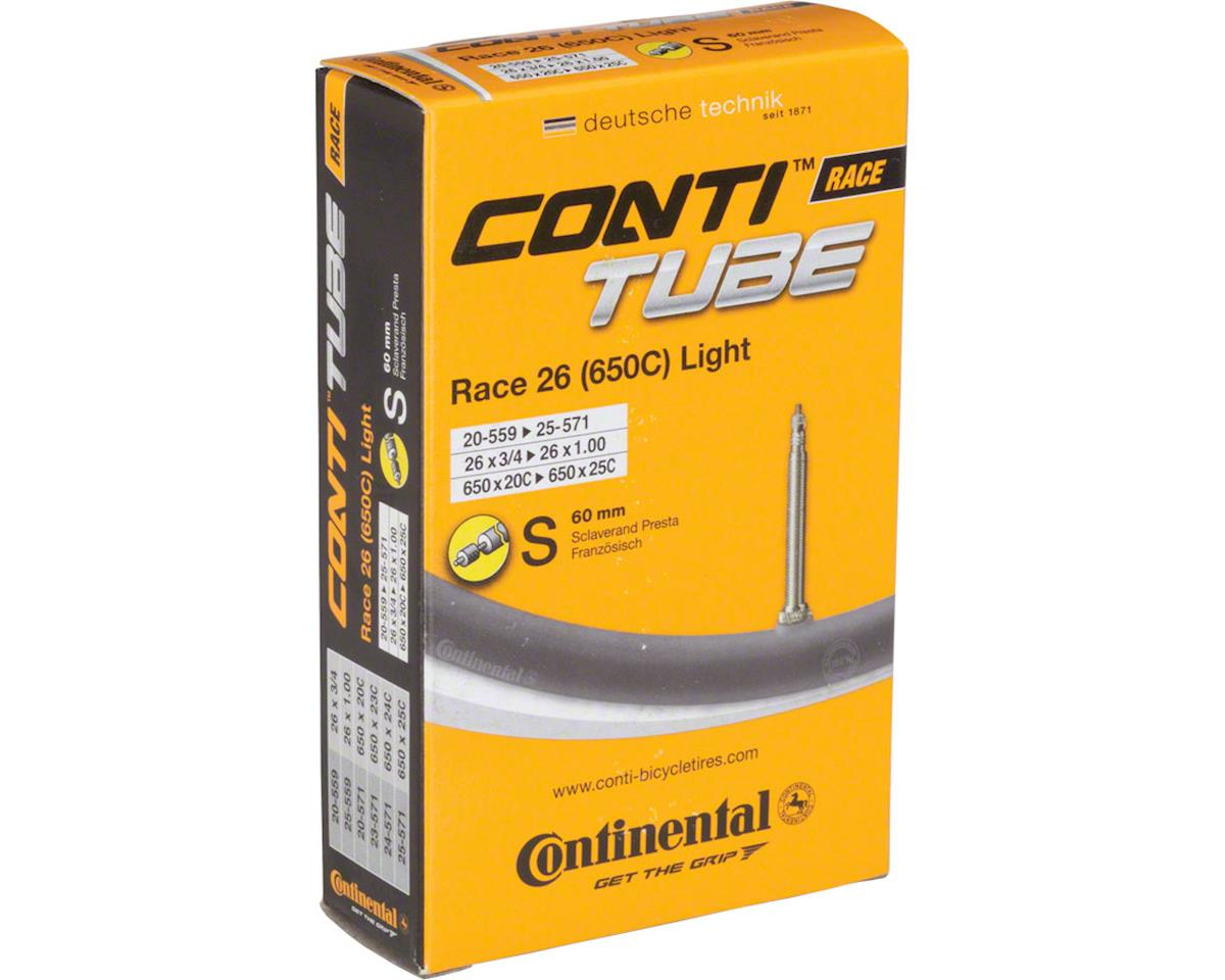 Continental Light 650 x 18-25mm 60mm Presta Valve Tube | relatedproducts