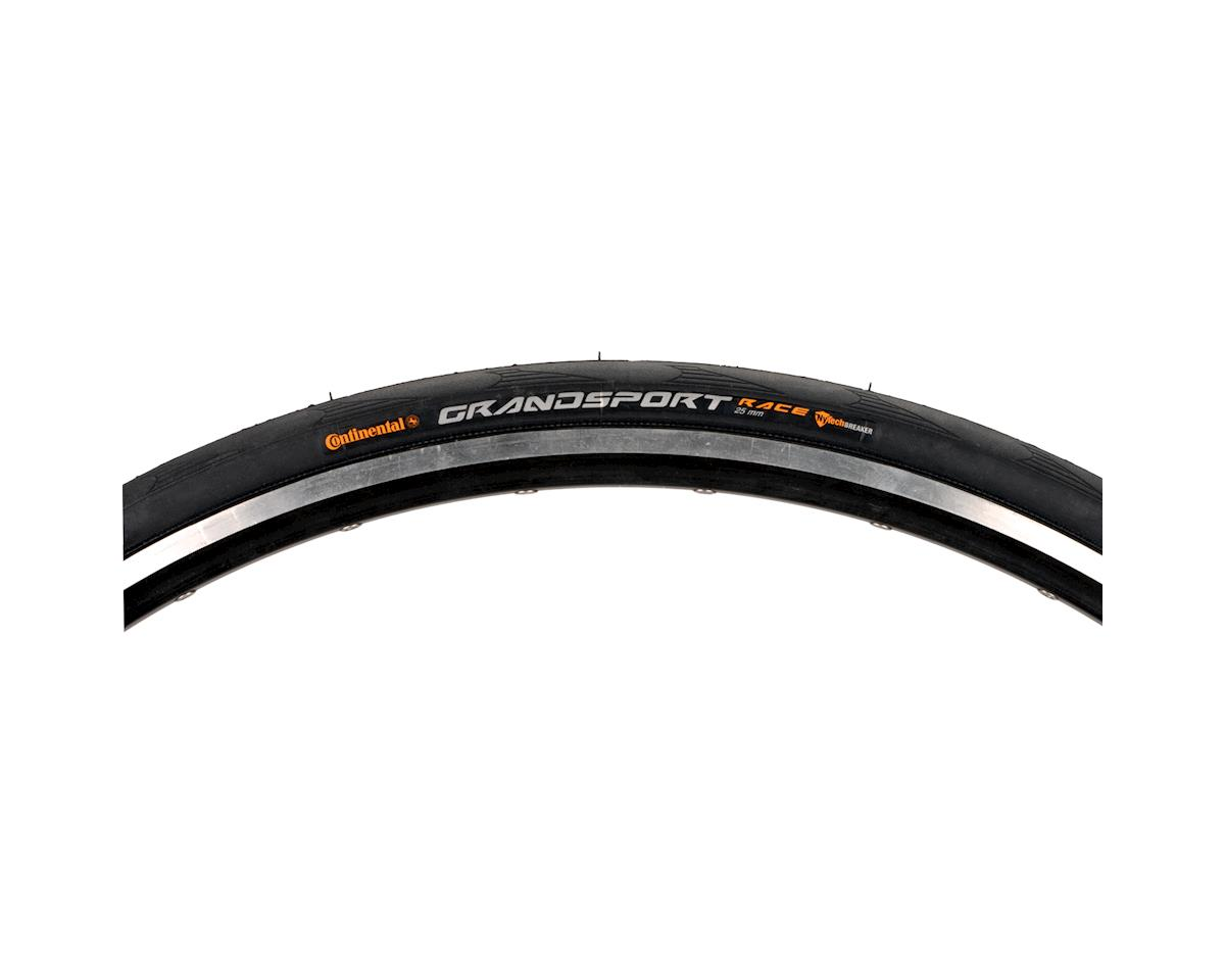 Continental Grand Sport Race Tire (Black) (700X25c)
