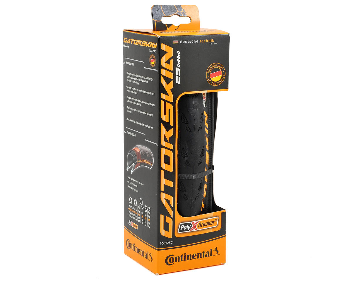 Continental Gatorskin Tire (Folding Bead) (700 x 25)