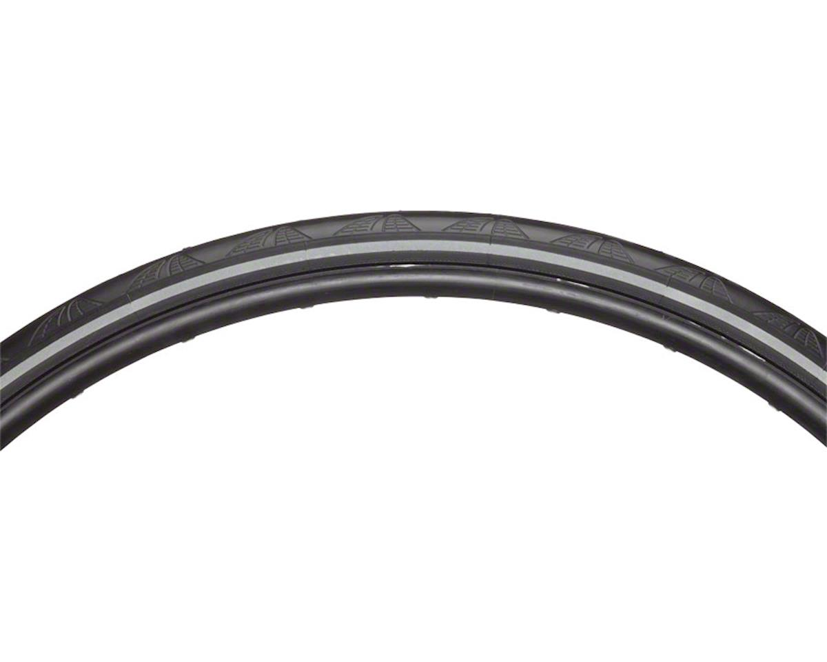 Continental Grand Prix 4000 S II Tire Folding Bead w/ Reflective Stripe (700x25)