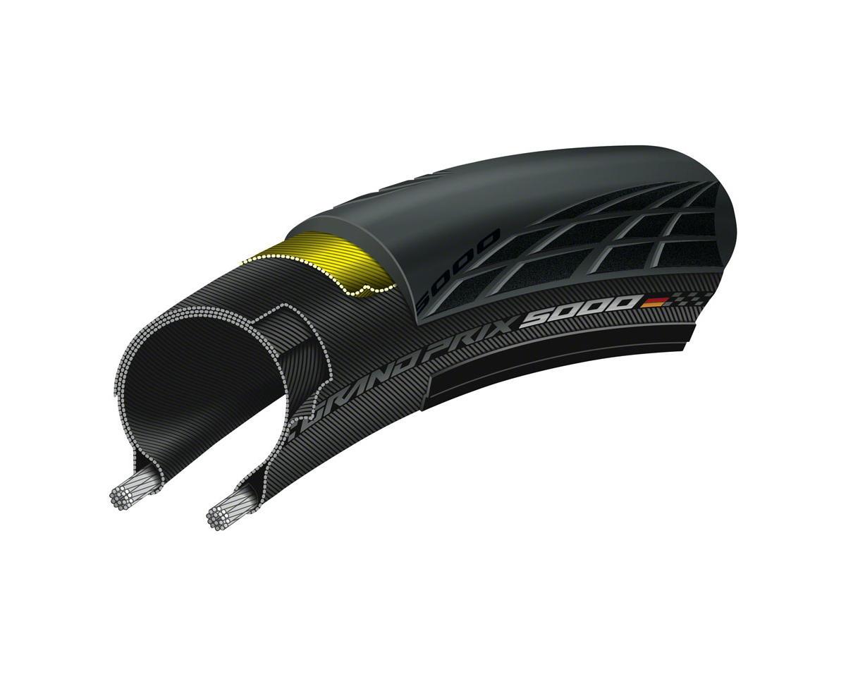 Continental Grand Prix 5000 Road Tire (Black Chili) (700 x 32)