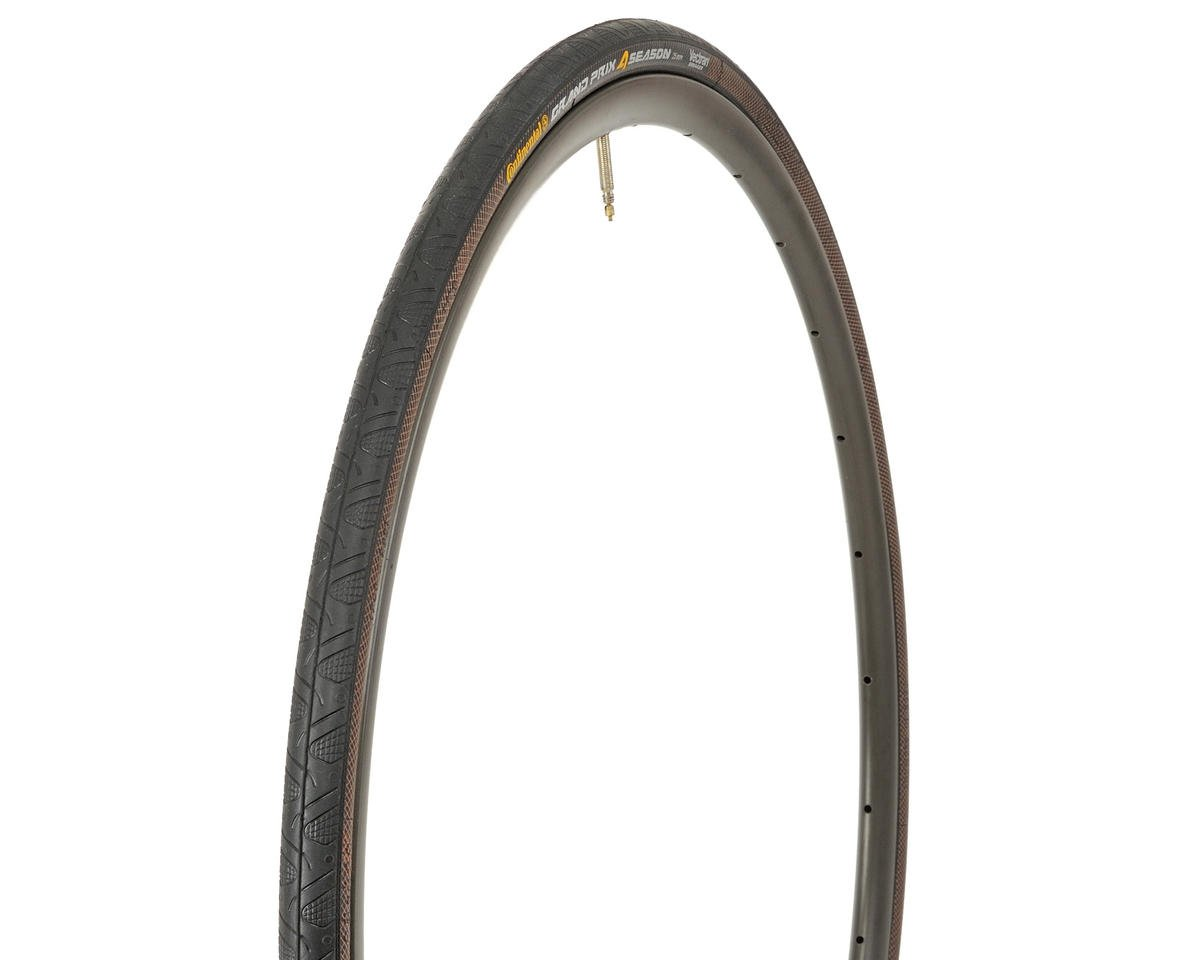 Continental Grand Prix 4-Season Tire (Duraskin) (Folding)