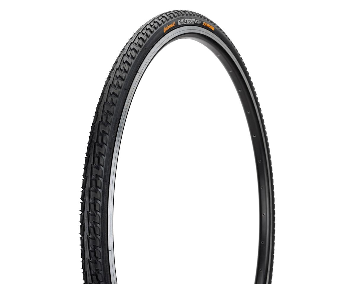 Continental Ride Tour Tire (Black) (27X1 1/4)