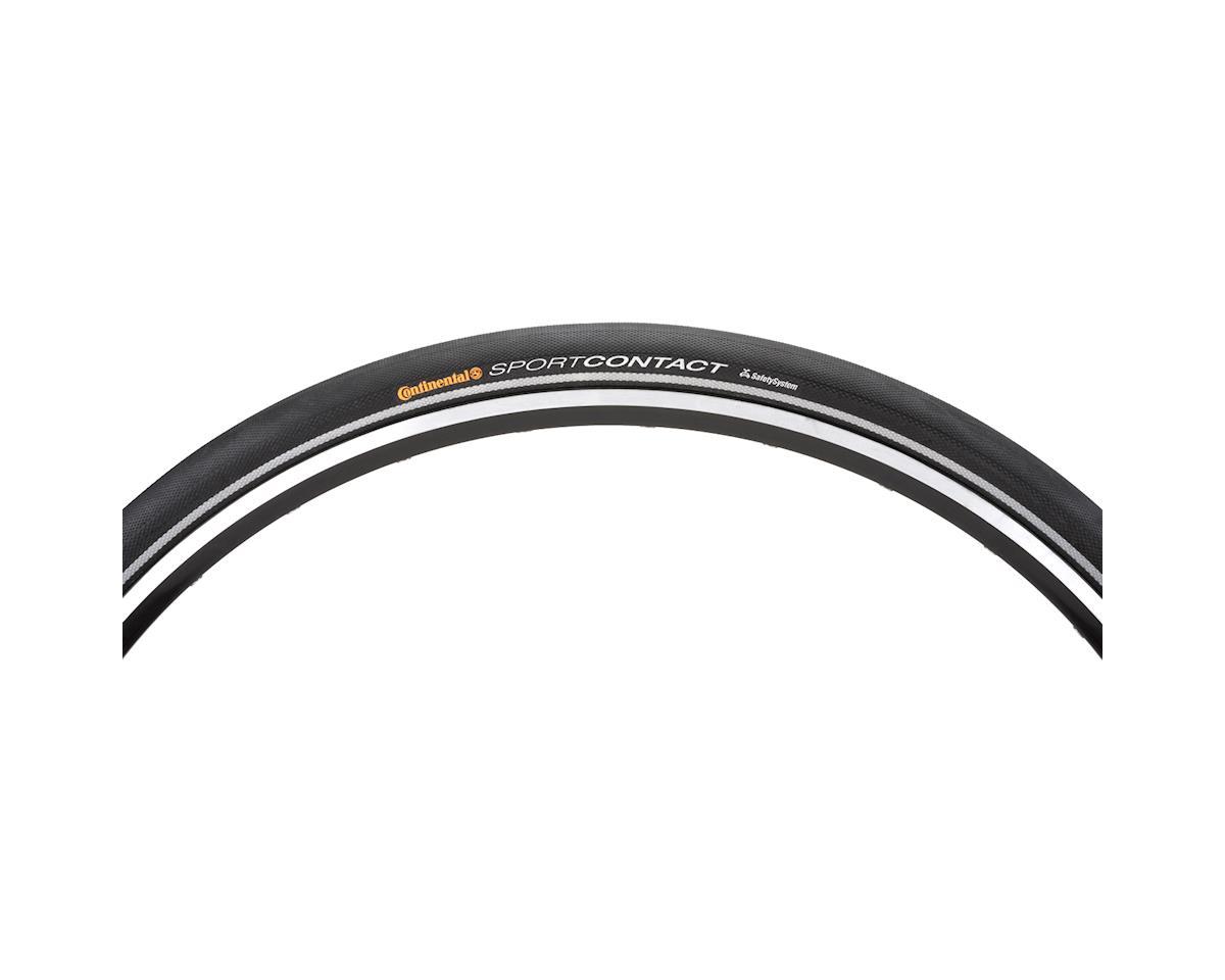 Continental Sport Contact II City Tire (Black)