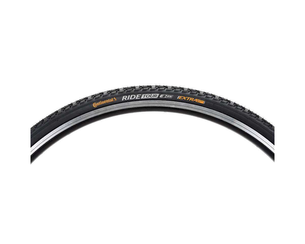 Continental Ride Tour Tire (Black) (700 x 42)