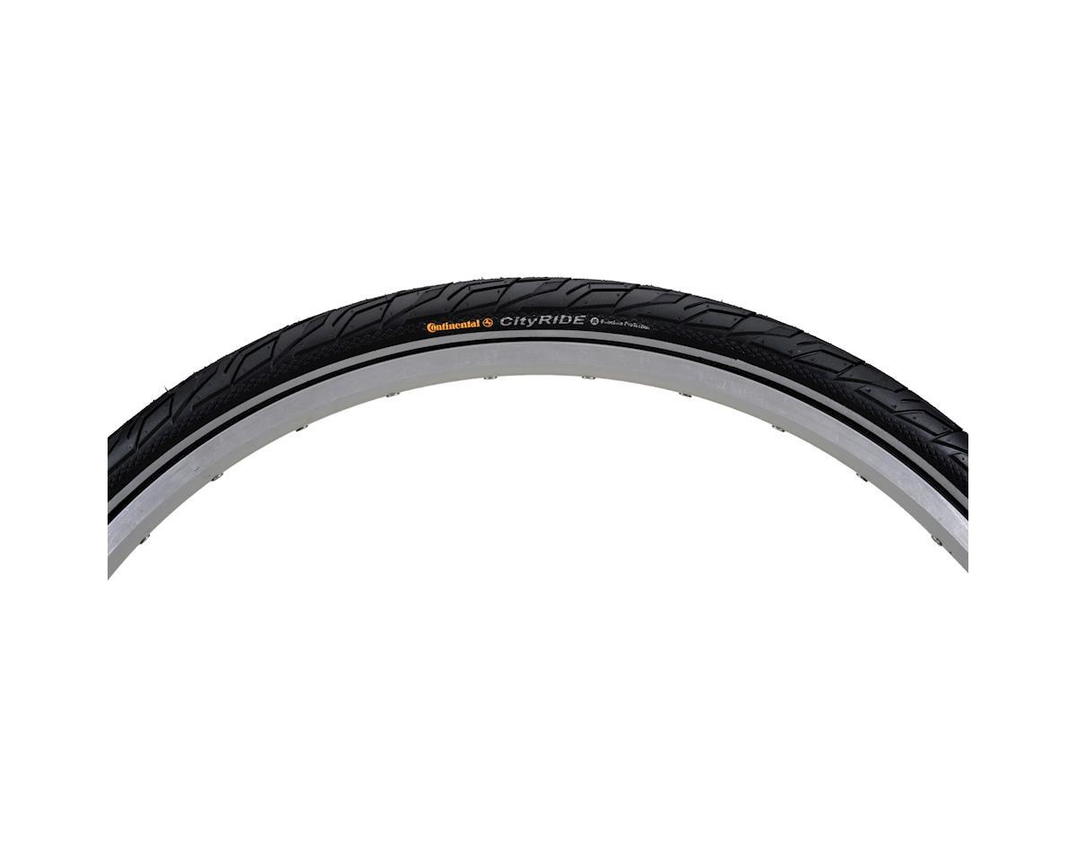 Continental City Ride II Tire (Black) (700 x 37)