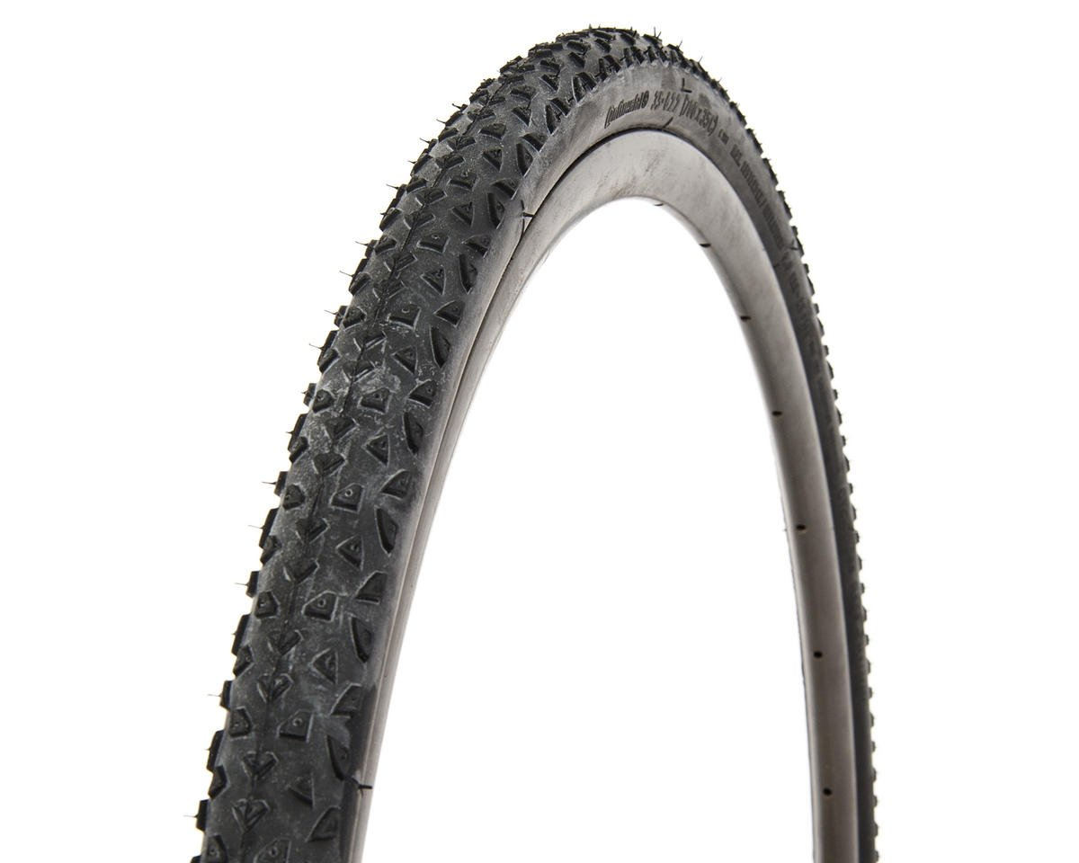 Continental Cyclocross Race Tire  (Folding) (700 x 35)