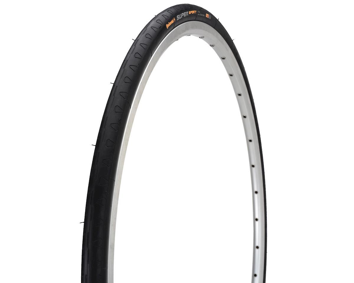 Continental SuperSport Plus City Tire (Black) (700 x 25)