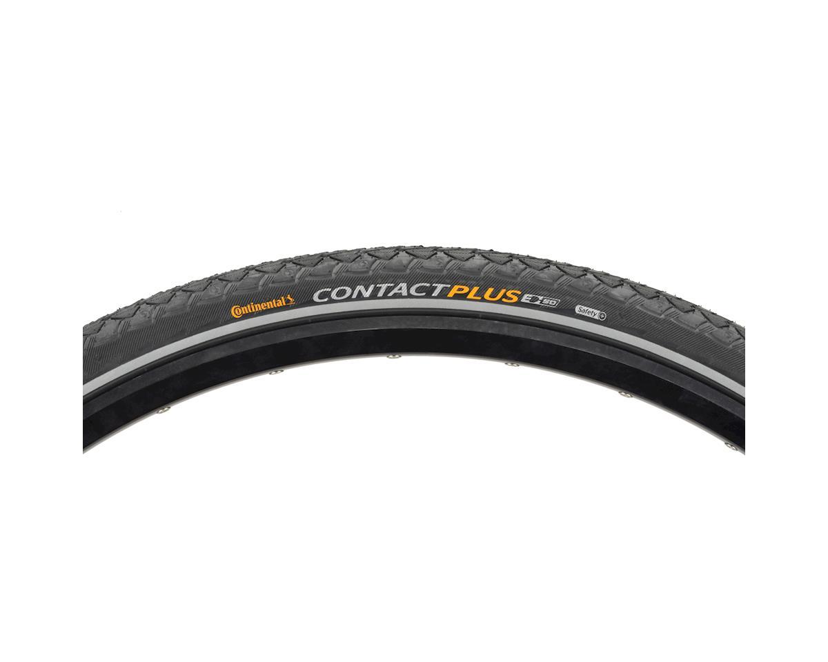 Continental Contact Plus Road Tire (Black/Reflex) (700 x 32)