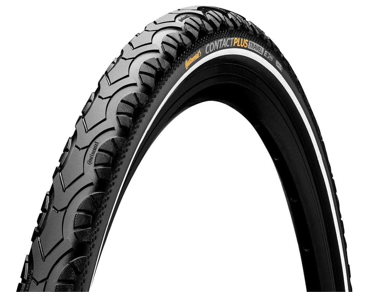 Continental Contact Plus Travel Reflex City Tire (Black) (700 x 37)