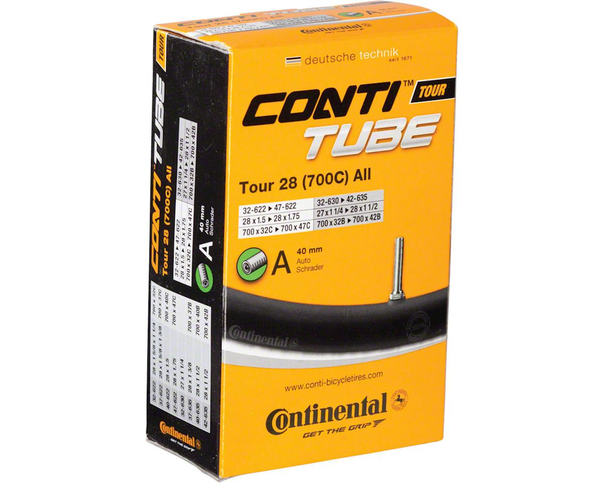 Continental 40mm Schrader Valve Tube (700 x 32-47)