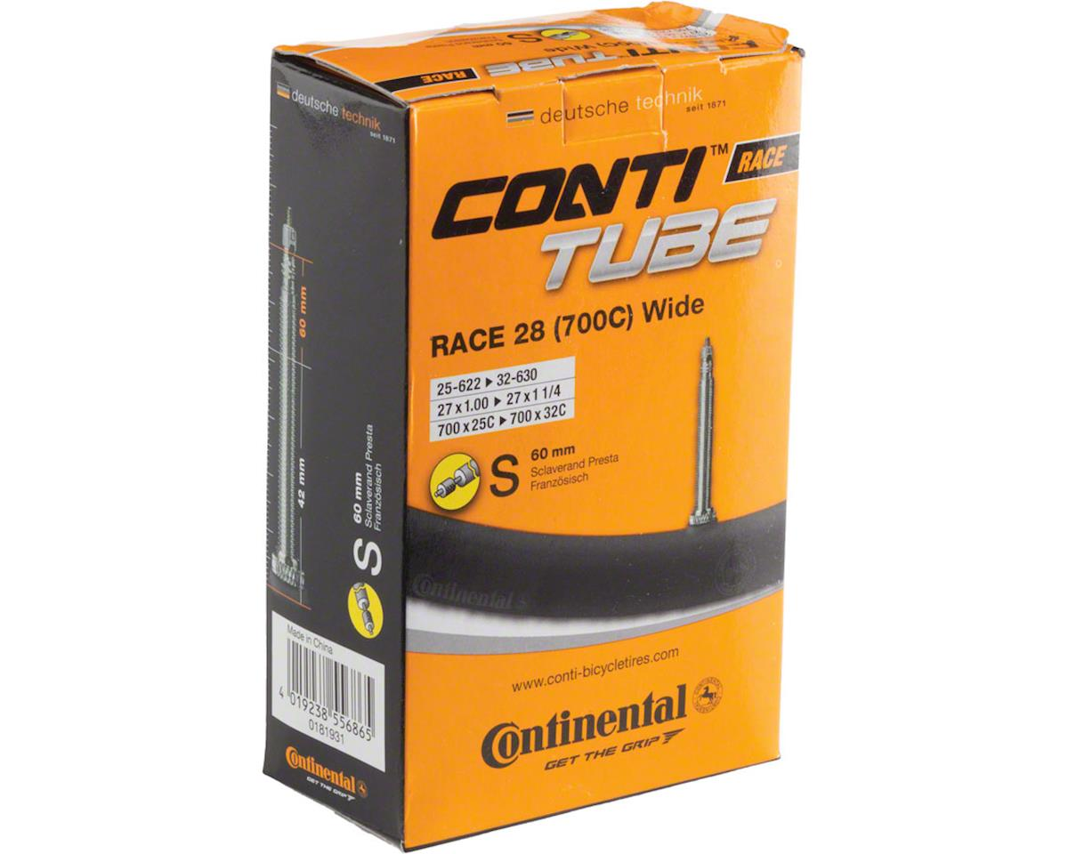 Continental 700 x 25-32mm 60mm Presta Valve Tube