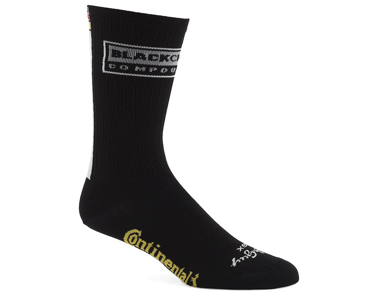 Continental Black Chili Socks (Black) (L/XL)