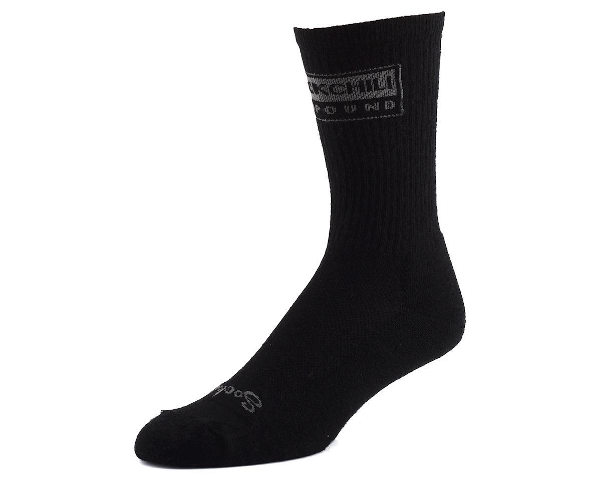 Continental Black Chili Wool MTB Socks (Black) (L/XL)
