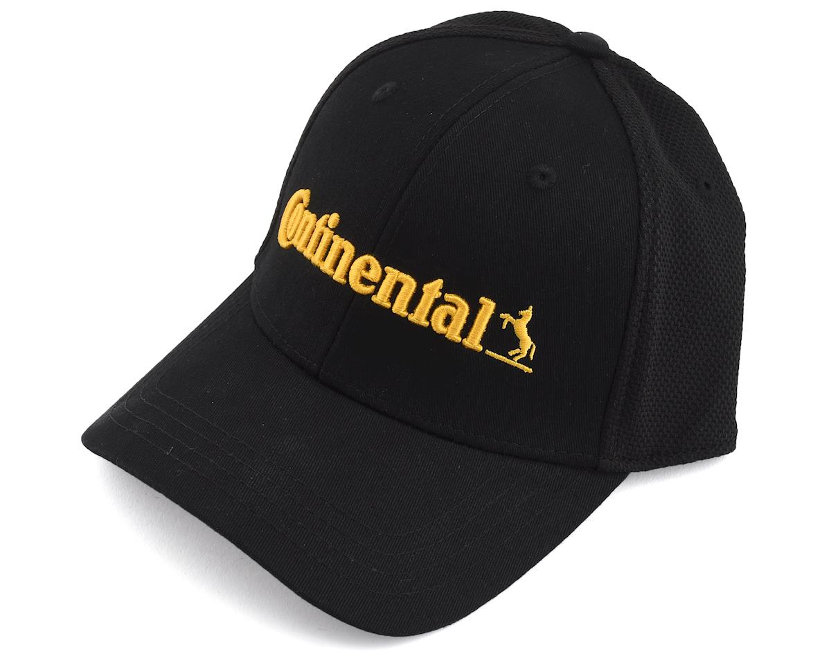 Continental Baseball Hat (Black)