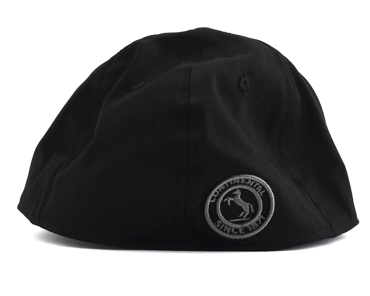 Image 2 for Continental Black Chili Flatbill Hat (Black) (S/M)