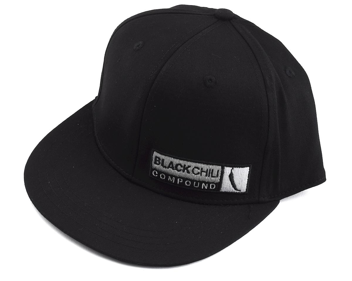 Continental Black Chili Flatbill (Black) (L/XL)