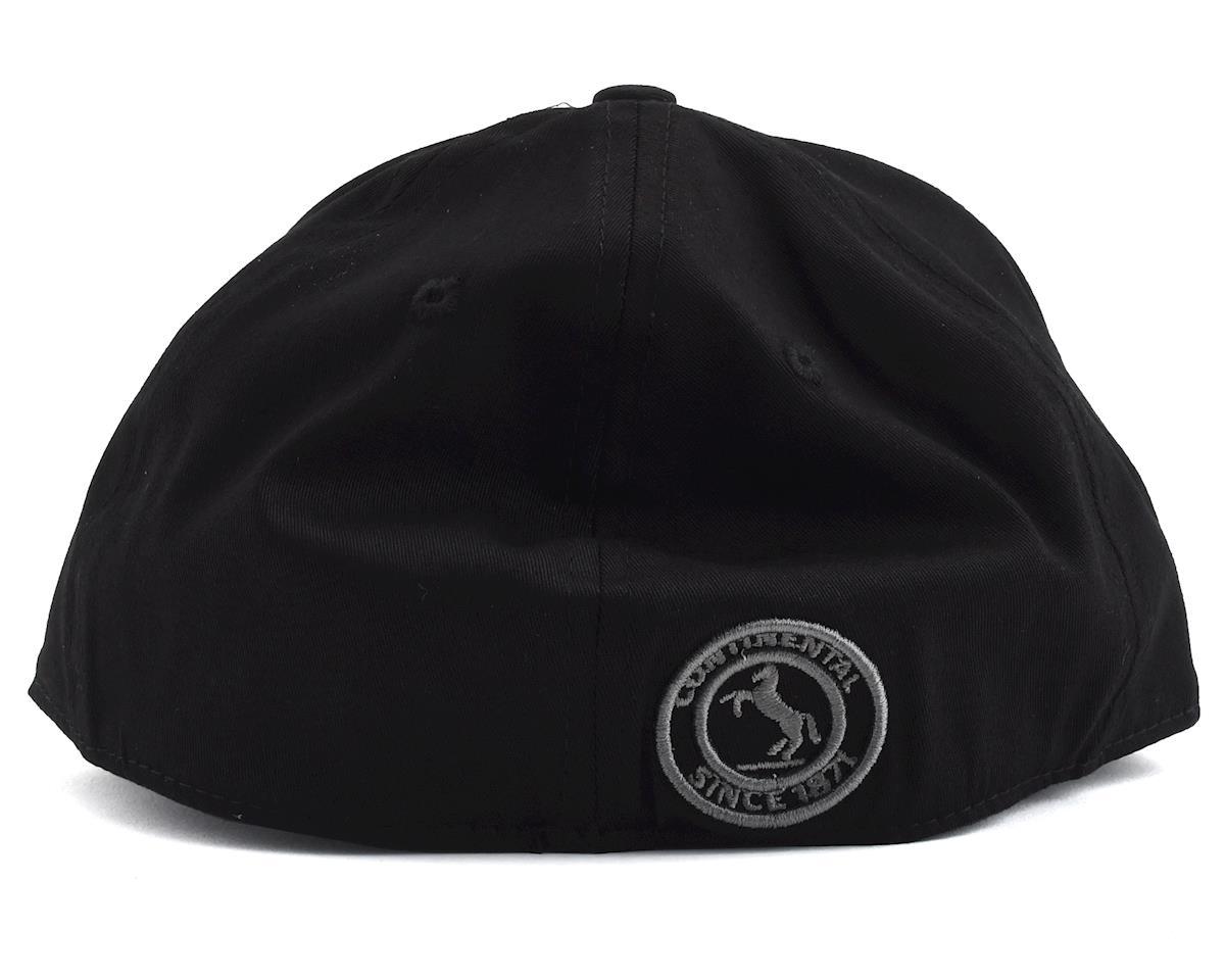 Continental Black Chili Flatbill (Black) (L/XL)