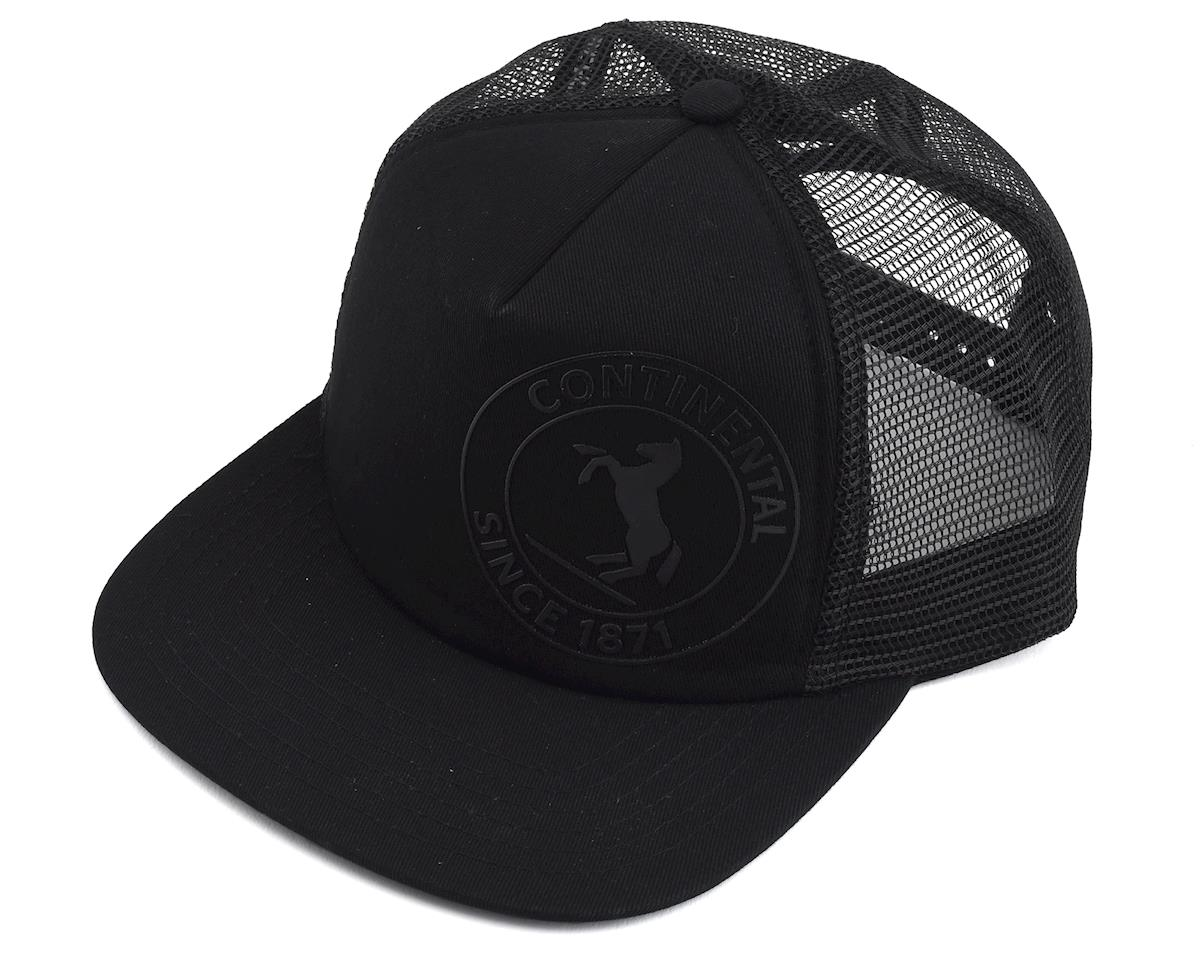 Continental Contihorse Trucker Hat (Black) (One Size Fits Most)