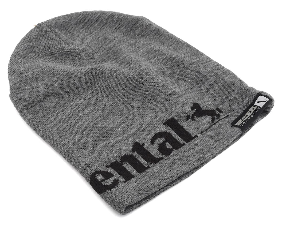 Continental Logo Beanie (Grey) (One Size Fits Most)