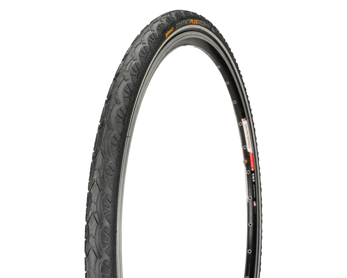 Continental Contact Plus Travel Reflex City Tire (Black) (700 x 47)