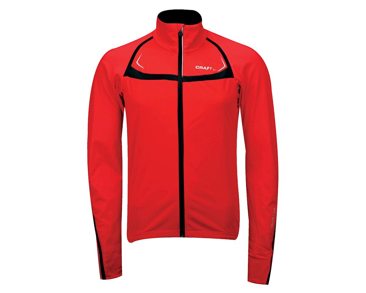 Craft Performance Bike Stretch Jacket (Red)