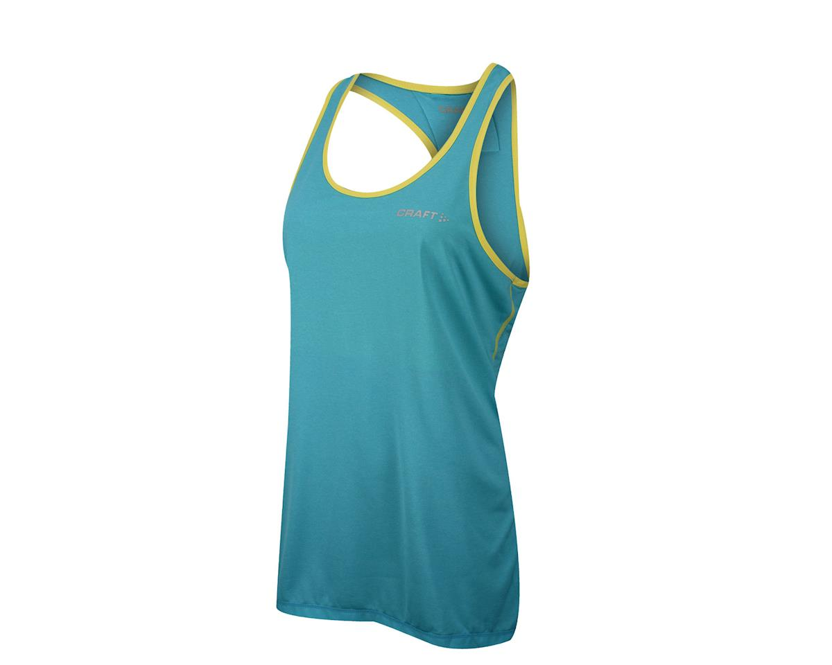 Craft Women's Pure Light Tank (Lgt Blu)