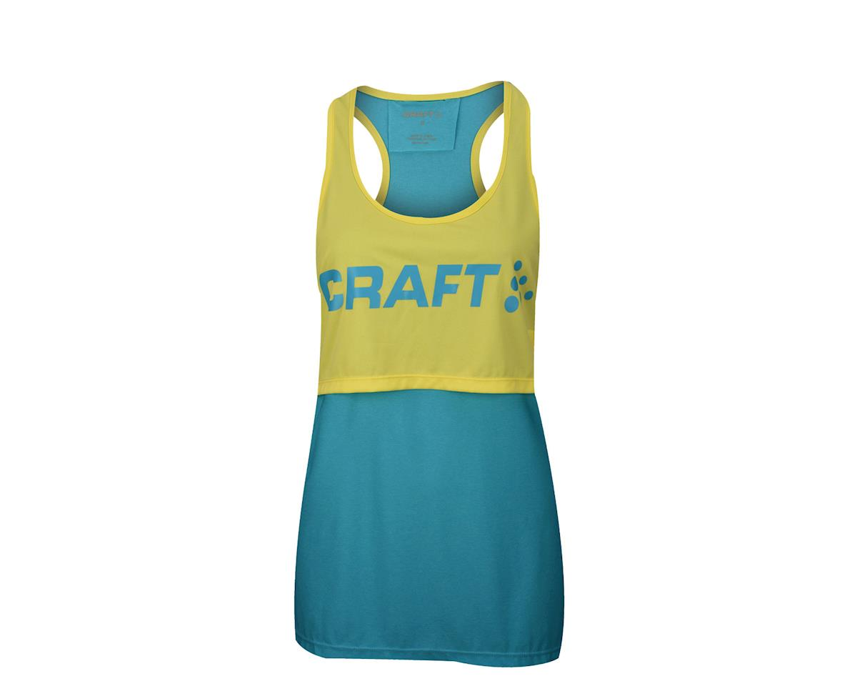 Image 4 for Craft Women's Pure Light Tank (Lgt Blu)