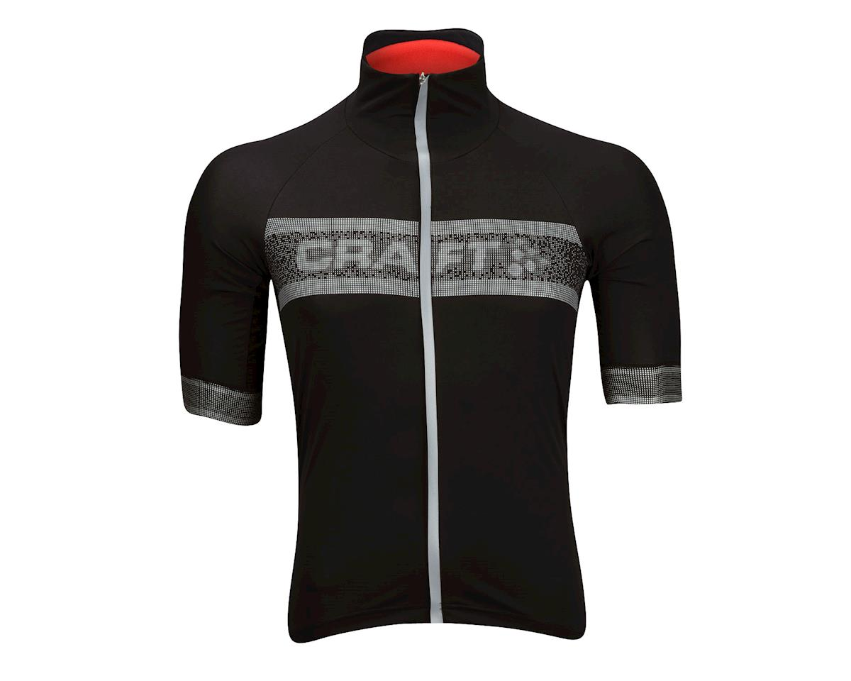 Craft Short Sleeve Shield Jersey (Black) (Xsmall)