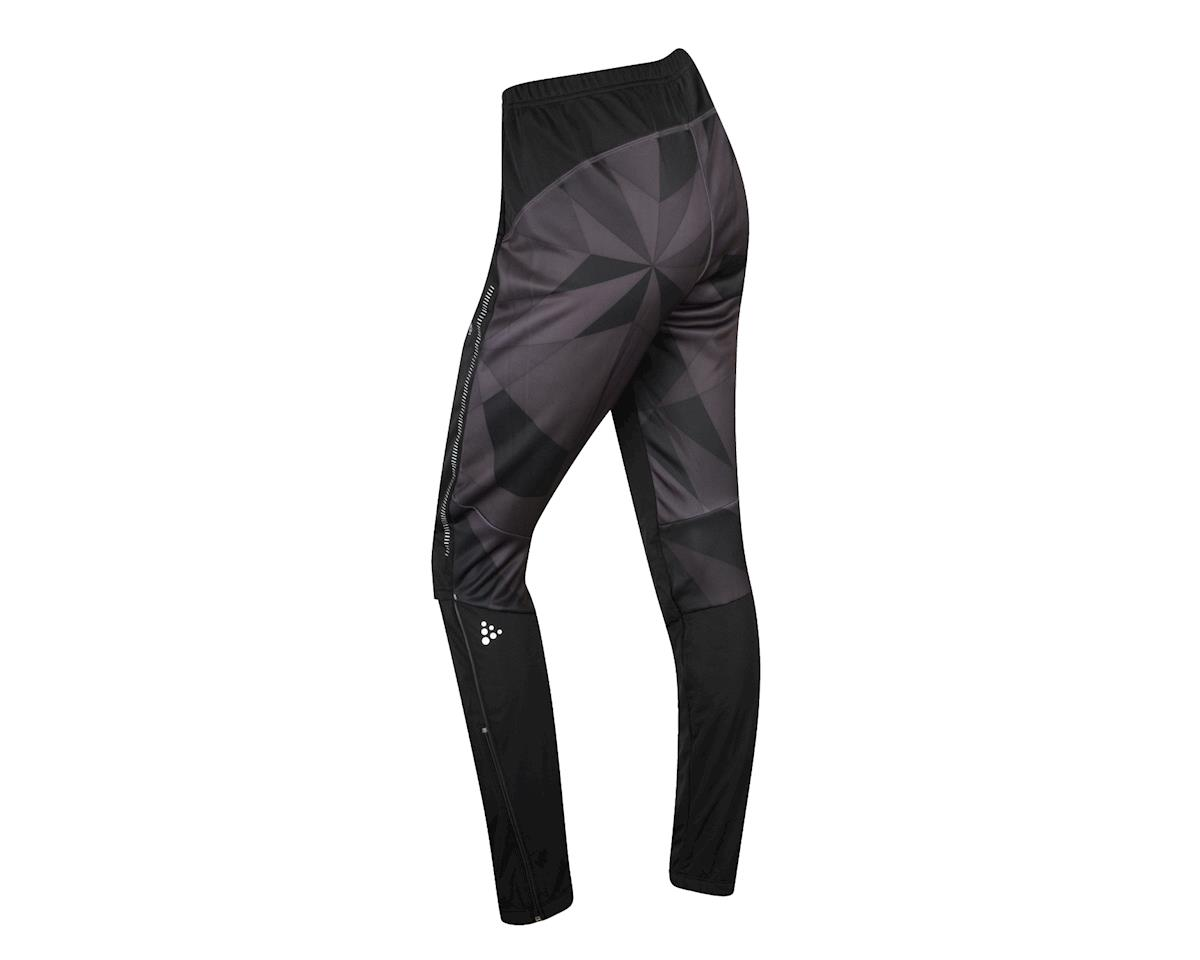 Craft Women's Storm 2.0 Tights (Black/Grey)