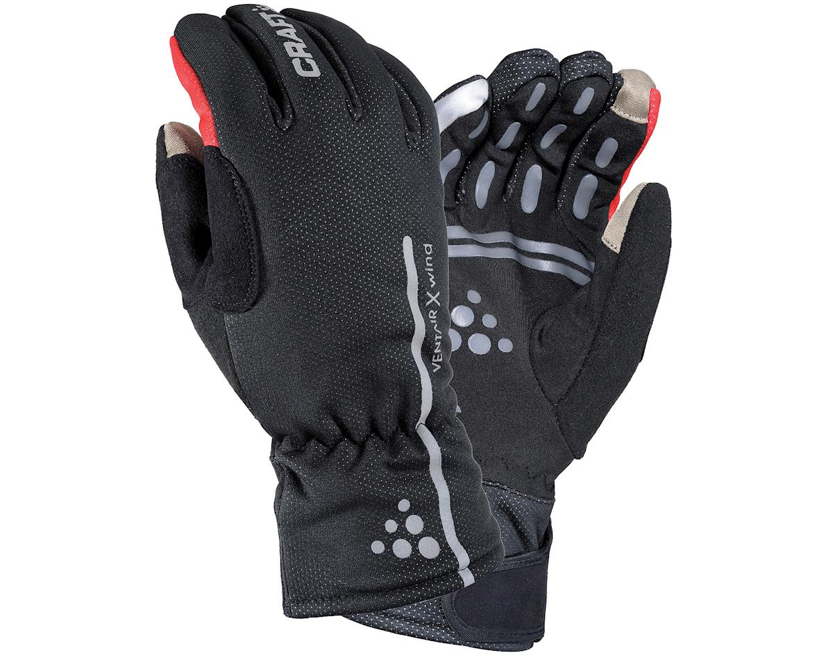 Craft Bike Siberian Gloves (Black) (Xlarge)