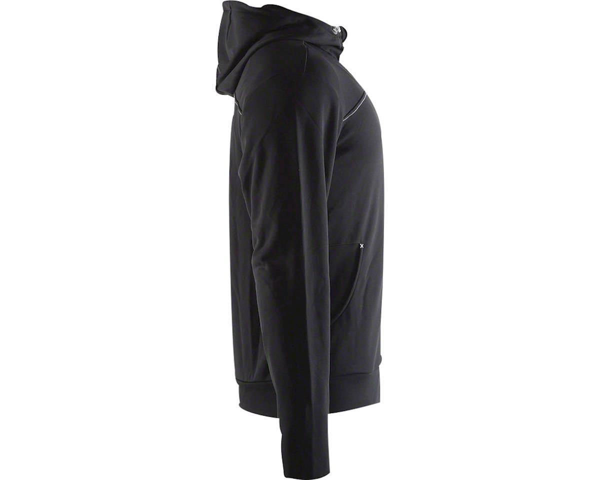 Craft Women's Leisure Full Zip Jacket (Black) (LG)