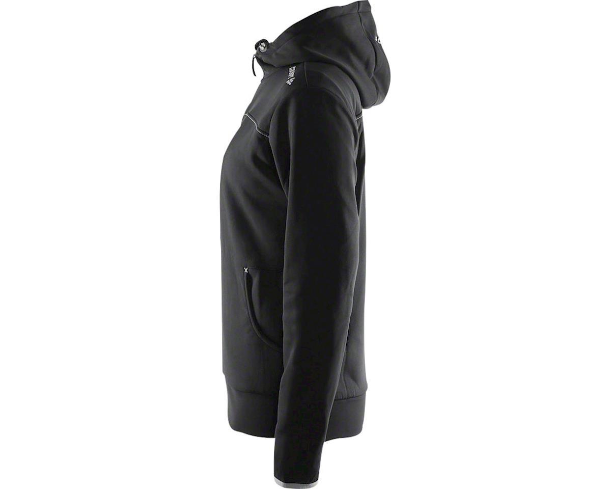 Craft Women's Leisure Full Zip Jacket: Black LG