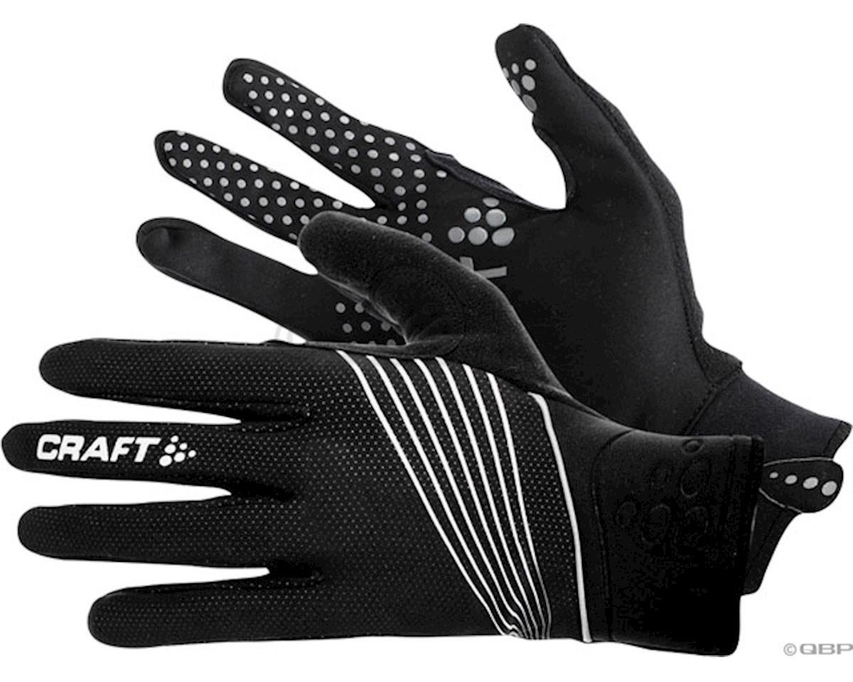 Craft Storm Gloves - Black, Full Finger, X-Small
