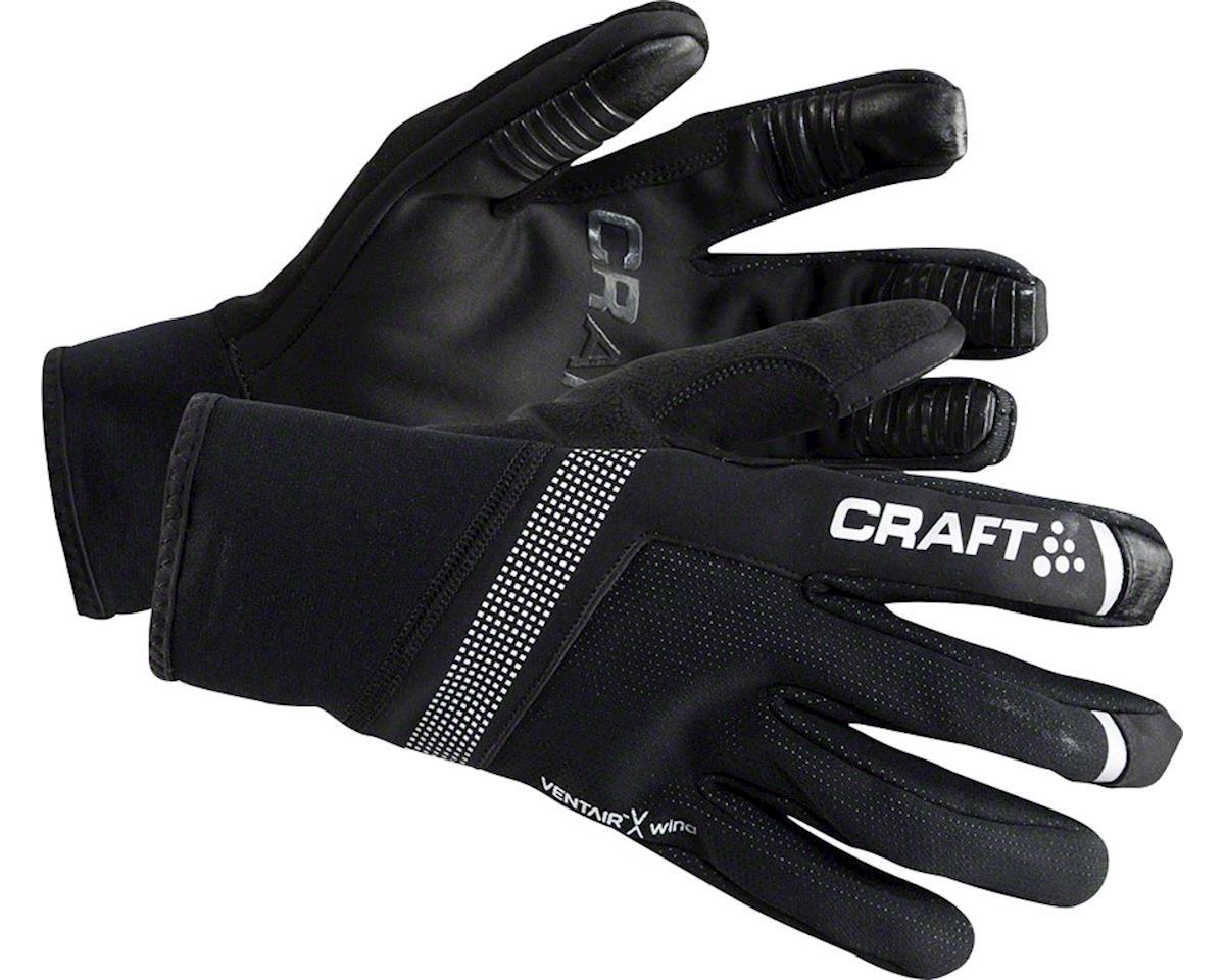 Craft Shelter Glove: Black XL (M)
