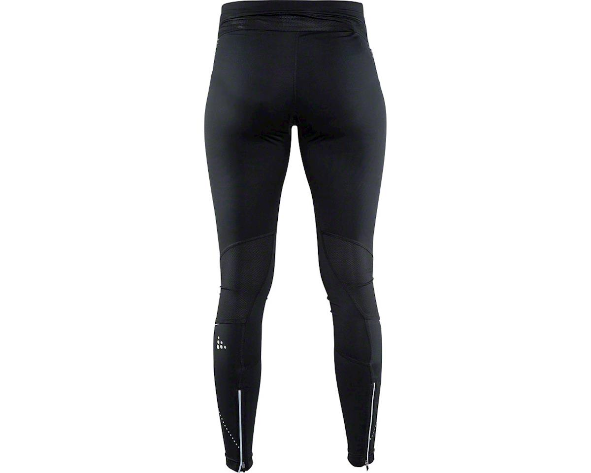 Craft Essential Women's Tights: Black LG (L)
