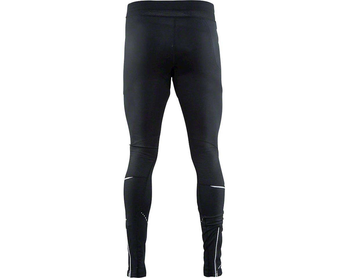Craft Essential Men's Tights (Black) (XL)