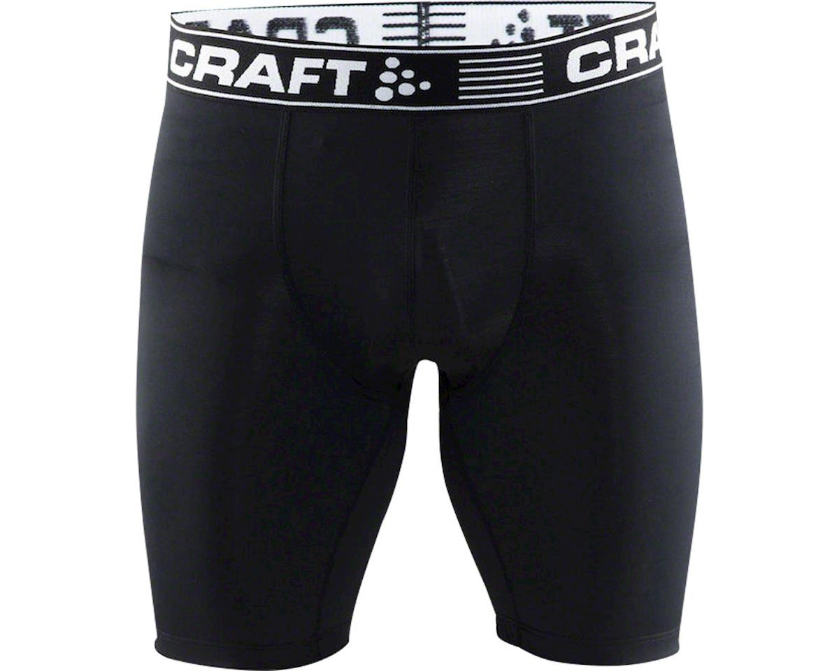 Craft Greatness Men's Bike Liner Shorts (Black) (XL)