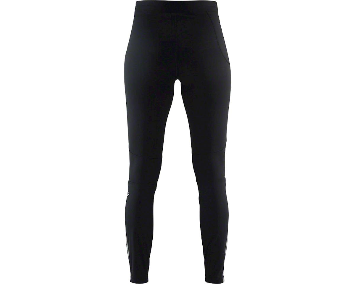 Craft Essential Women's Winter Tights: Black SM (M)