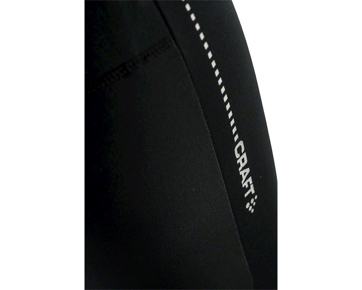 Craft Essential Women's Winter Tights: Black LG (S)