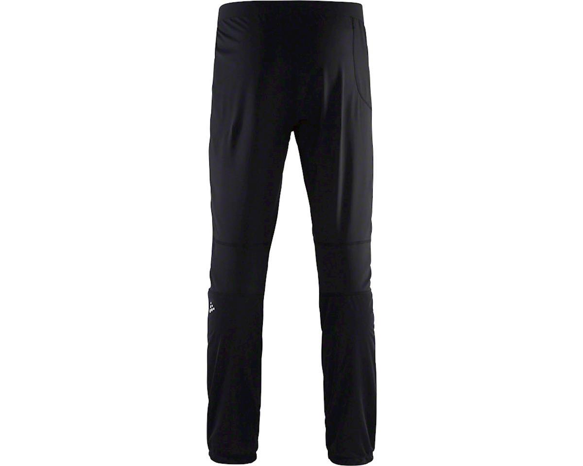 Craft Essential Men's Winter Pants: Black MD (L)