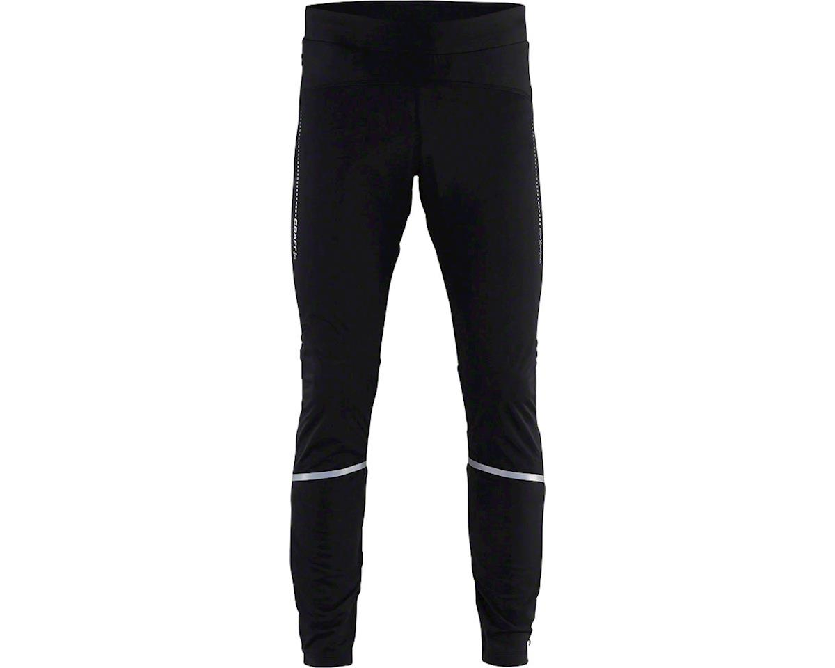 Craft Essential Men's Winter Tights: Black XL (M)