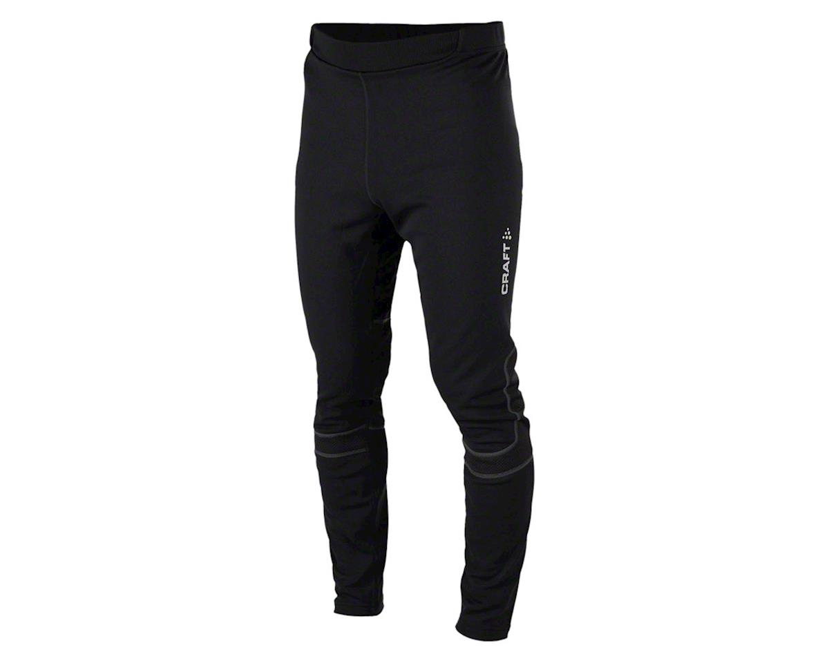 Craft Flex Mens Tight: Black XL (XL)