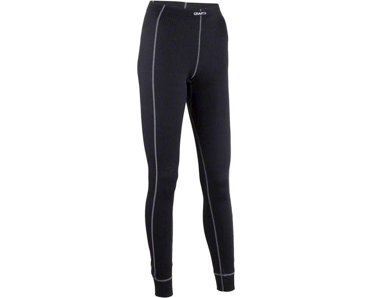 Craft Active Women's Long Underpant (Black) (XL)