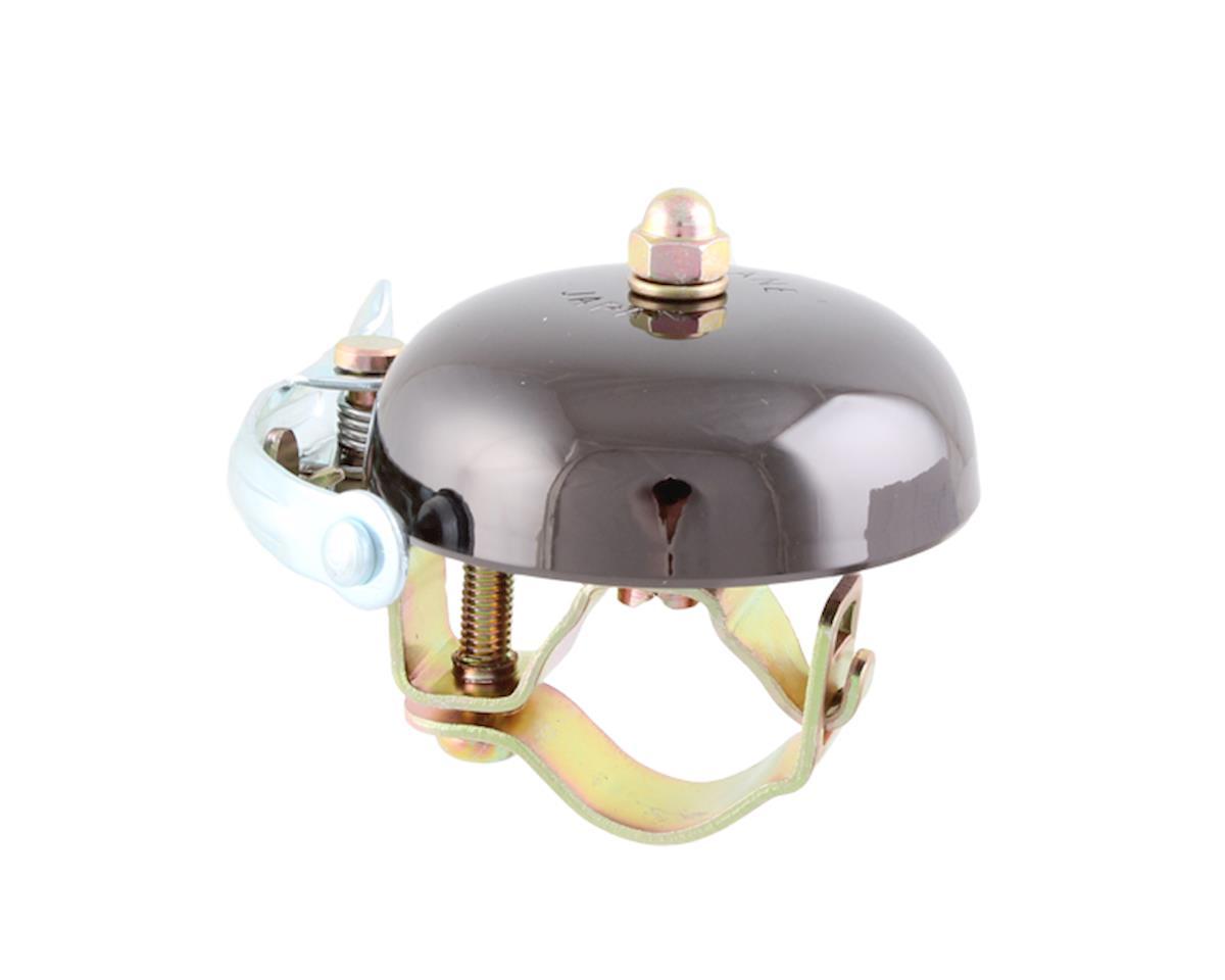 Suzu Brass Bell (Neo Black)