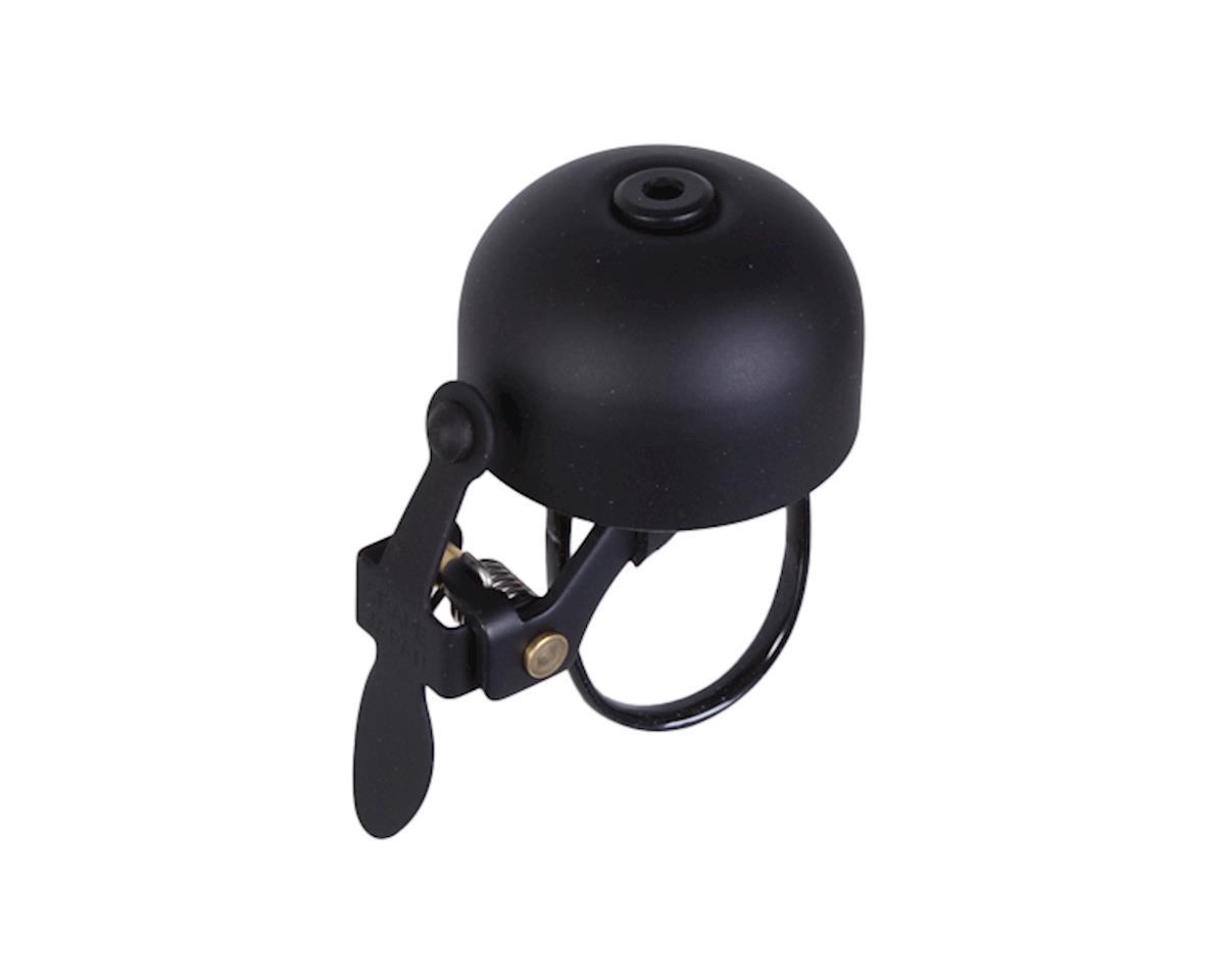 Crane E-Ne Bell (Matte Black) (Aluminum w/ Black Striker)