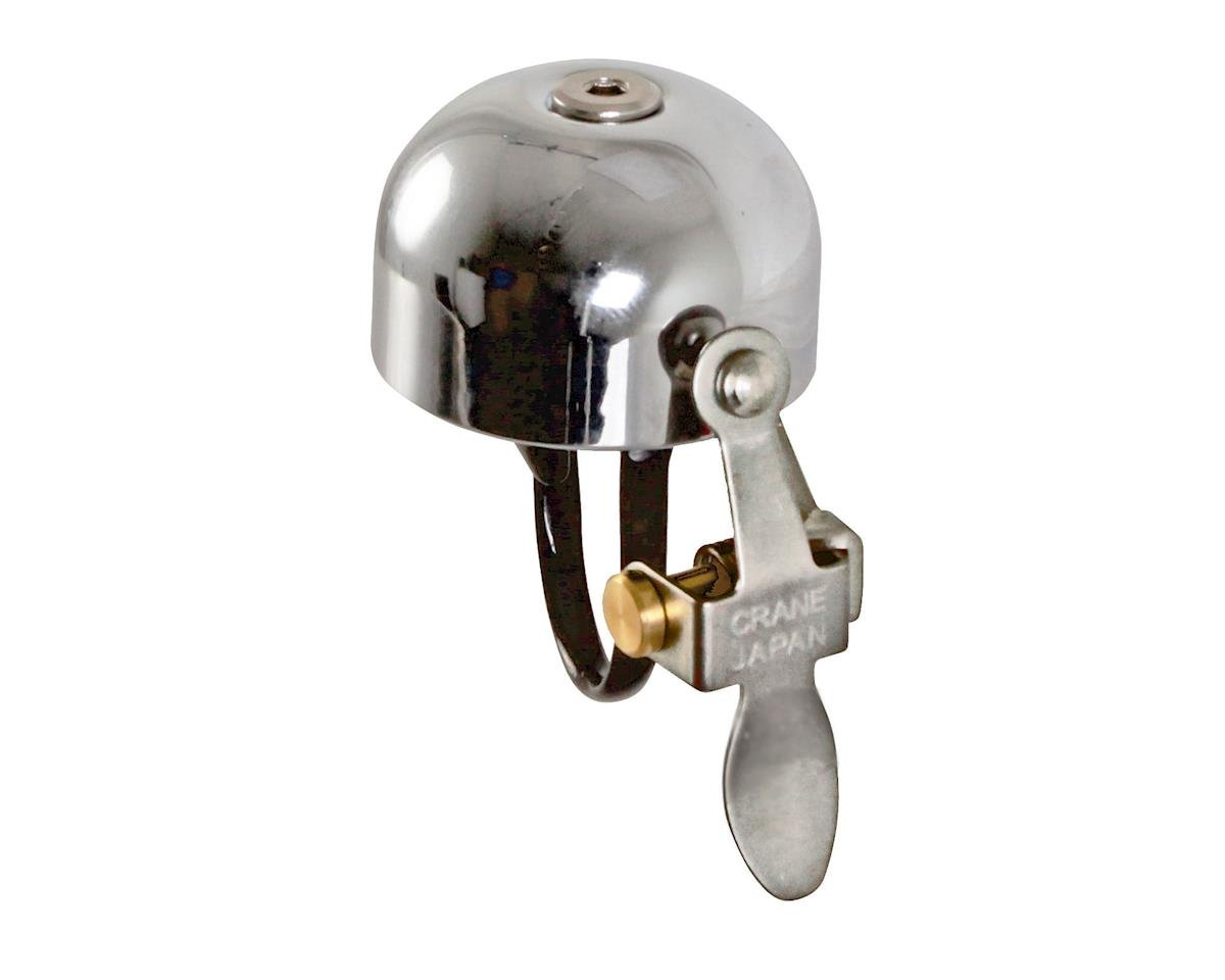 Crane E-Ne Bell (Chrome) (Brass w/ Chrome Striker)