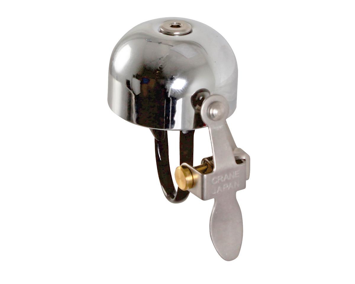 Crane E-Ne bell, chrome plated brass