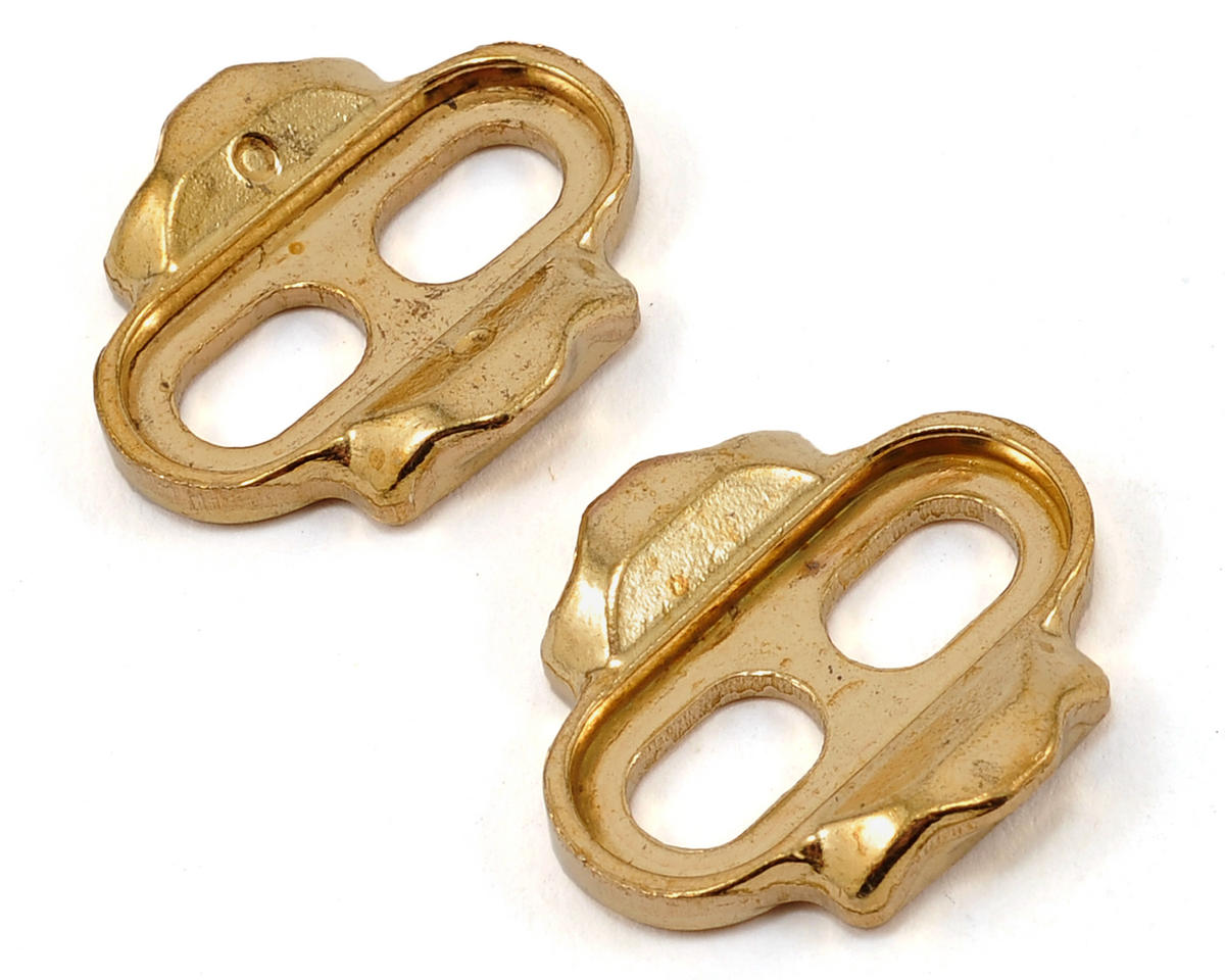 Image 1 for Crankbrothers Premium Cleat (Brass)
