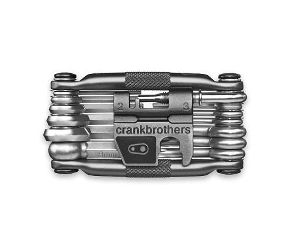 Crankbrothers M19 Multi Tool (Nickel) | alsopurchased